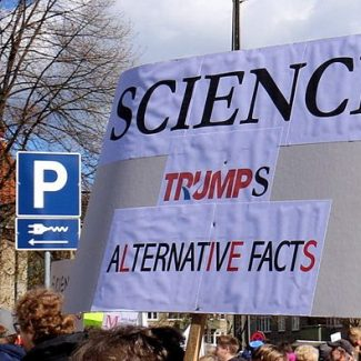 Fighting back against 'alternative facts'